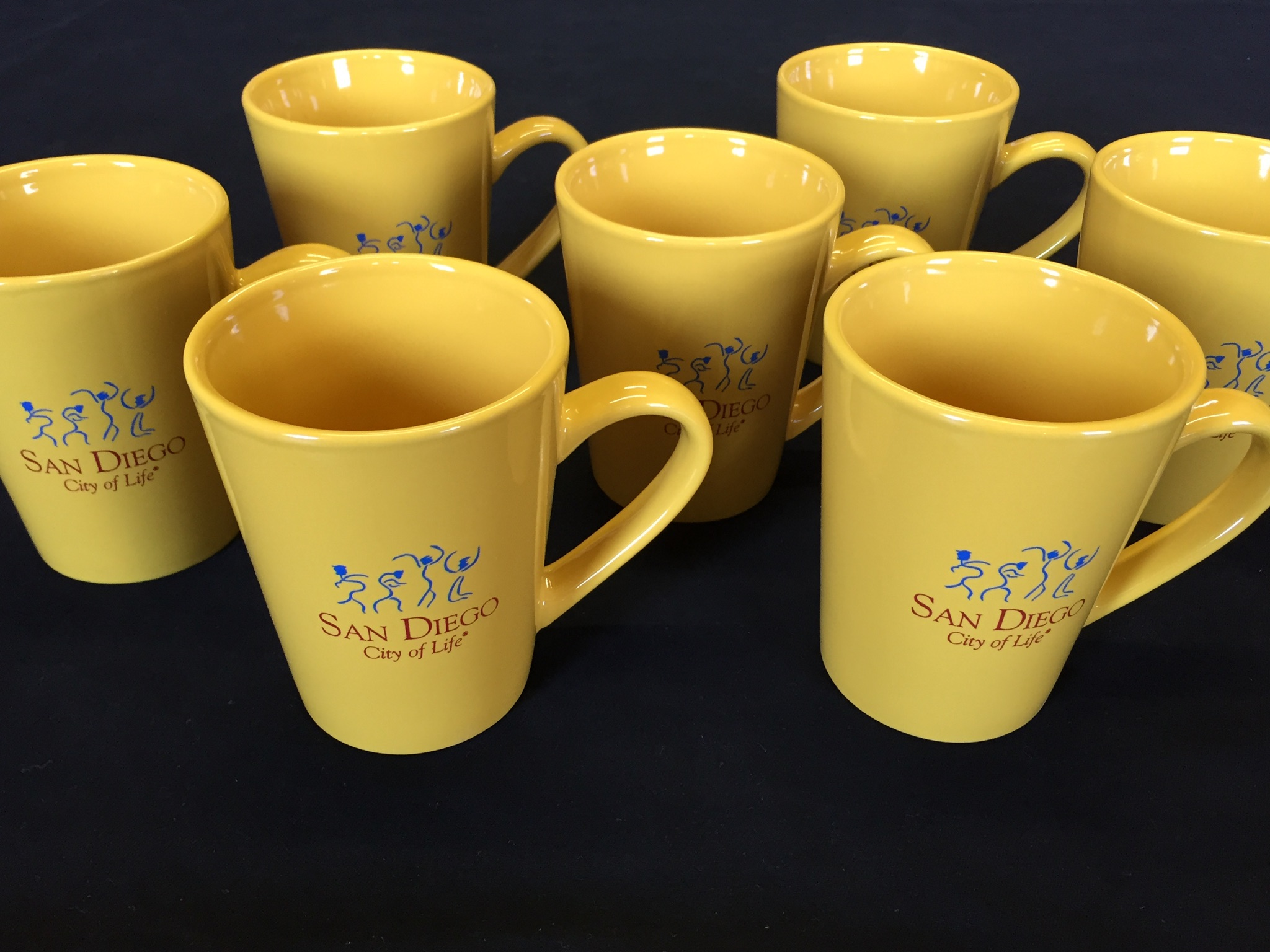 City of Life Mugs